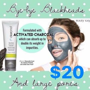 Skin care charcoal Mary Kay